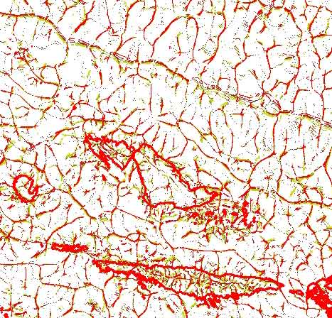 Indonesia Shallow gravity lineaments